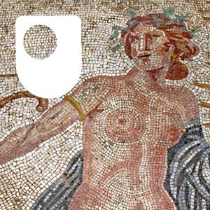 The Arts Past and Present: Mosaics